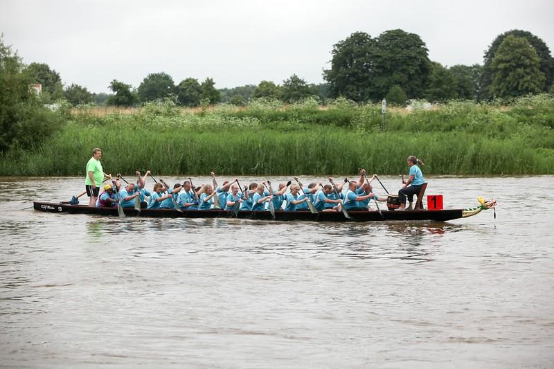 Drachenbootrennen War Ein Voller Erfolg Diakonie Stiftung Salem